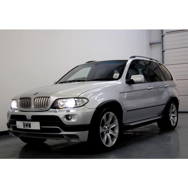 BMW X5 4.8is, 5 Doors, Automatic, Estate, Petrol, 2004, 54 Reg