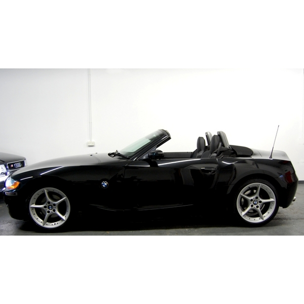 Bmw Z4 For Sale In Uk: BMW Z4 3.0i SE Sport Roadster 2dr, 2005 (05 Reg), Convertible