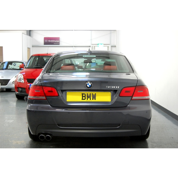 BMW 3 Series 330i M Sport 2Dr 3.0 + FULL BMW SERVICE