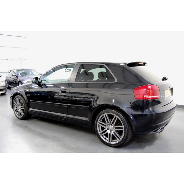 audi a3 2 0 tdi black edition manual diesel 2009. Black Bedroom Furniture Sets. Home Design Ideas