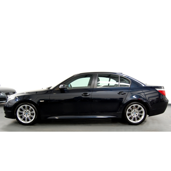 2012 Bmw F10 M5 Saloon Uk: BMW 5 SERIES 530D M SPORT 4DR AUTO + NAV + LEATHER