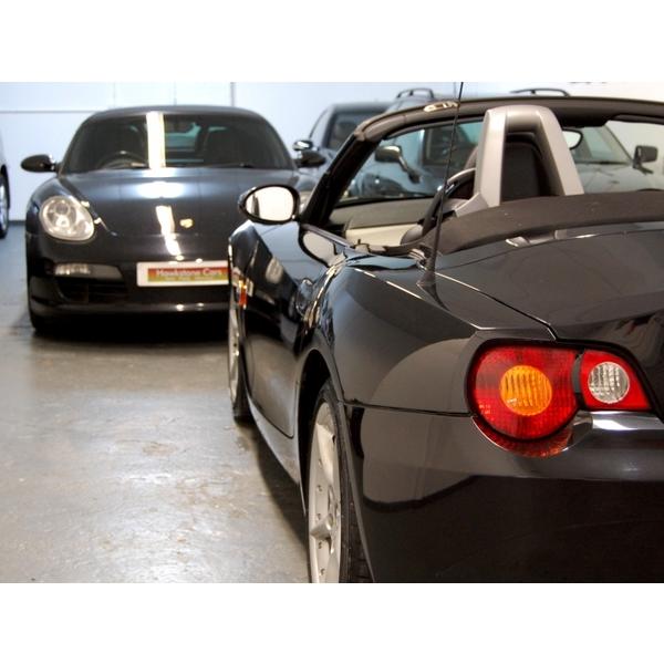 Bmw Z4 Coupe Sale: BMW Z4 3.0i SE Sport Roadster 2dr, 2005 (05 Reg), Convertible