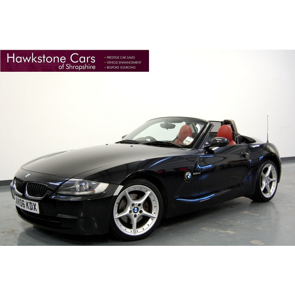 BMW Z4 2.5si Sport 2dr, 2006 Reg, Manual, Convertible, FBMWSH