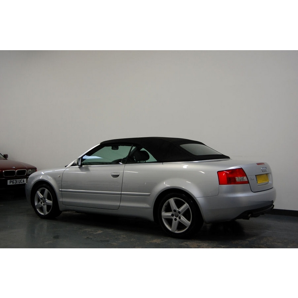 Audi A4 1.8T Sport + FULL BLACK LEATHER + LOW MILEAGE