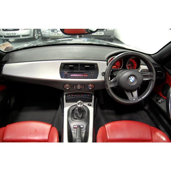 2006 Bmw Z4 Convertible: BMW Z4 2.5si Sport 2dr, 2006 Reg, Manual, Convertible, FBMWSH