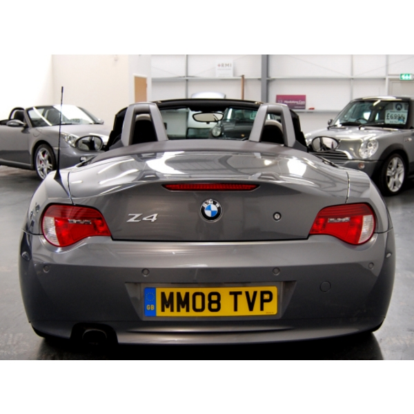 Bmw Z4 Convertible For Sale: BMW Z4 2.0i Sport, 2 Doors, Manual, Roadster, Petrol, 2008