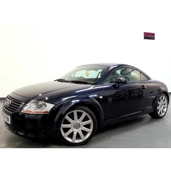 AUDI TT 1.8 T Quattro 225, 2 Doors, Manual, Coupe, Petrol