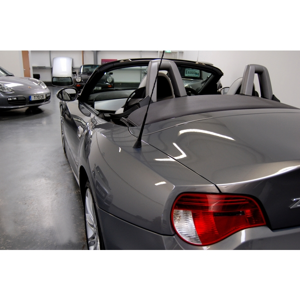 Bmw Z4 Manual: BMW Z4 2.0i Sport, 2 Doors, Manual, Roadster, Petrol, 2008