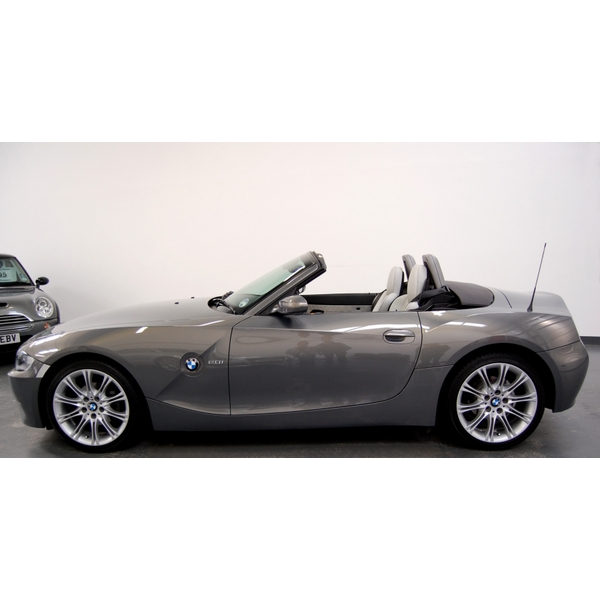 Bmw Z4 Convertible Sports Car: BMW Z4 2.0i Sport, 2 Doors, Manual, Roadster, Petrol, 2008