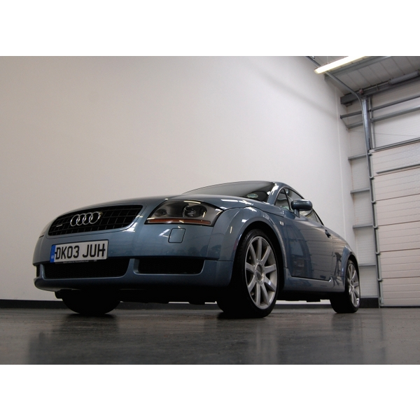 AUDI TT 1.8 T Quattro, Manual, Coupe, Petrol, 2003