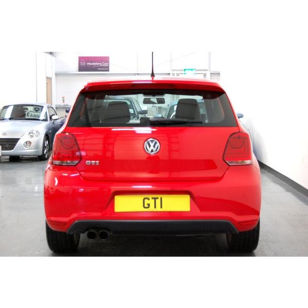 Volkswagen Polo 2 0 Tsi Gti 5dr Dsg Hatchback