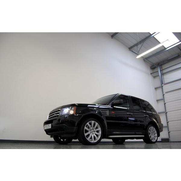 """Land Rover Range Rover Sport 3.6 TDV8 HSE 5Dr + 20"""" + SAT"""