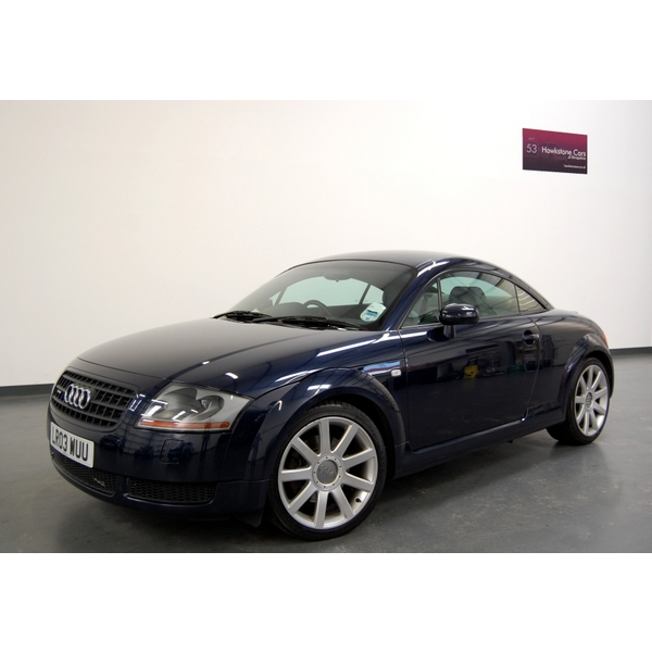 audi tt 1 8 t quattro manual coupe petrol 2003. Black Bedroom Furniture Sets. Home Design Ideas