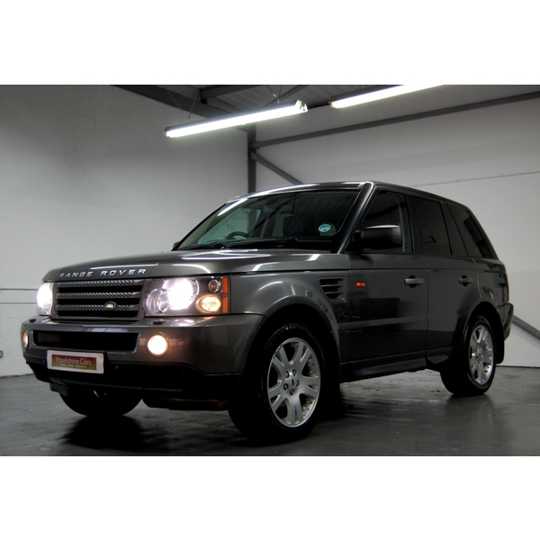 land rover range rover sport 2 7 tdv6 hse 5dr auto 2006 06 reg 4x4. Black Bedroom Furniture Sets. Home Design Ideas