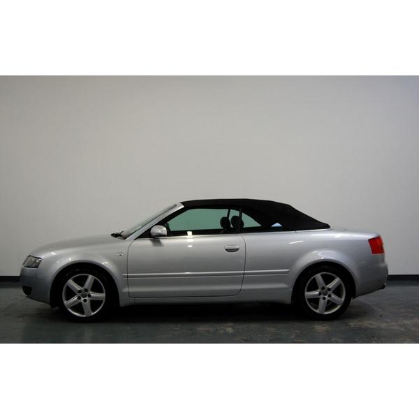 Audi A4 Sports Car: Audi A4 1.8T Sport + FULL BLACK LEATHER + LOW MILEAGE