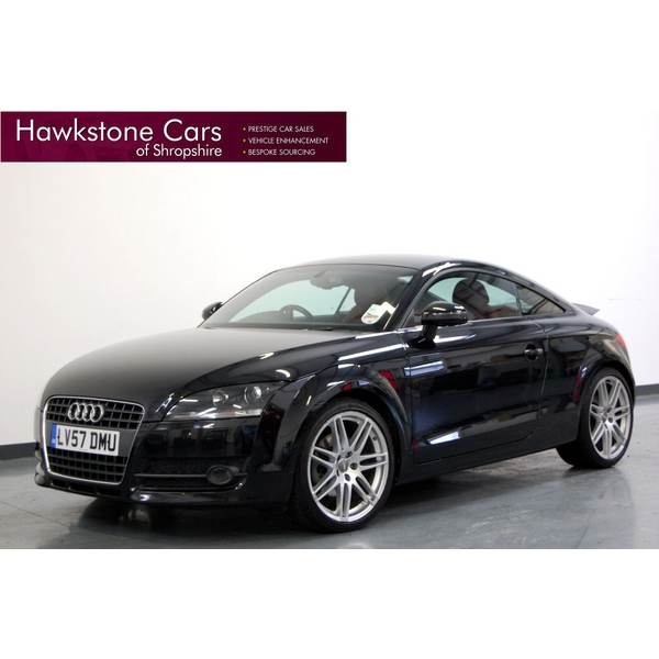 "Audi TT 2.0T FSI 2dr + 1 OWNER + 19""s + MAGNETIC RIDE"