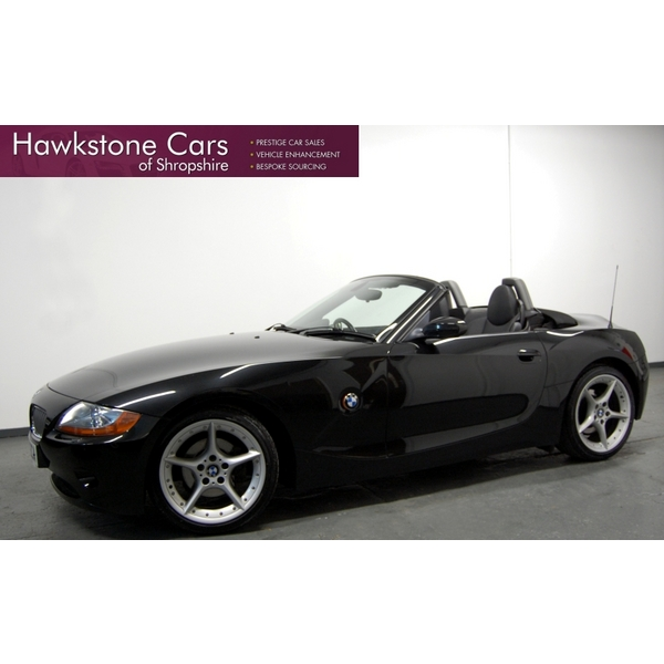 Bmw Z4 Convertible Sports Car: BMW Z4 3.0i SE Sport Roadster 2dr, 2005 (05 Reg), Convertible