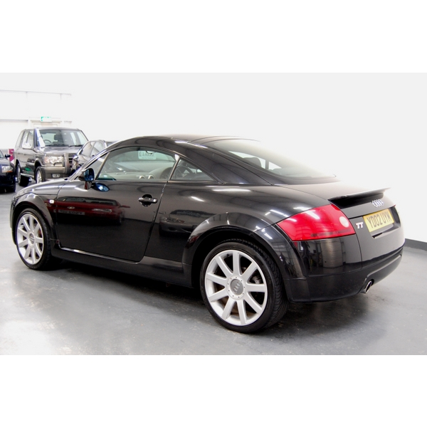 audi tt 1 8 t quattro 180 manual coupe petrol 2002. Black Bedroom Furniture Sets. Home Design Ideas